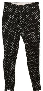 H&M Trouser Pants Black and white