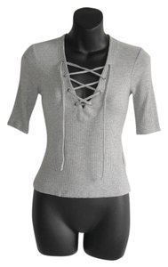 Topshop Top gray