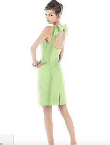 Alfred Sung Pistachio Alfred Sung Style D516 Dress