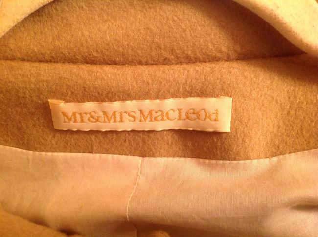 Mr and Mrs Macleod Yellow/gold/green Jacket
