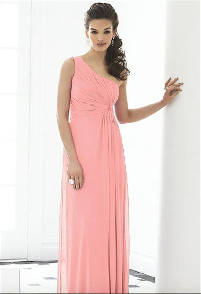 After Six Apricot After Six Bridesmaid Dress 6651 Dress - Tradesy