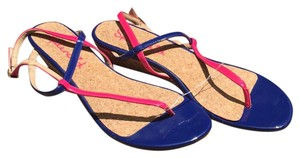 Splendid blue and blue Sandals