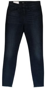 3X1 Wash New With Tags Skinny Jeans-Dark Rinse