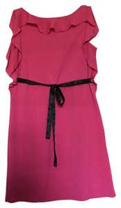 The Limited short dress pink on Tradesy