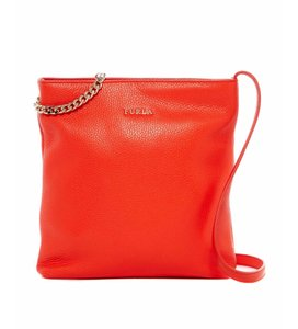 Furla Julia Ginevra Pop Of Color Festival Cross Body Bag