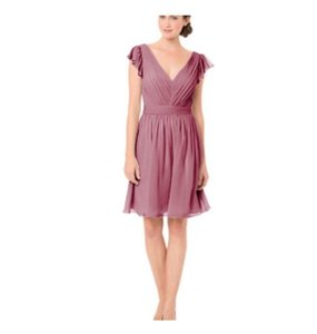 Bari Jay short dress Rose on Tradesy