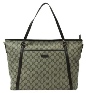 Gucci Canvas 388923 Tote