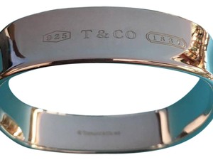 Tiffany & Co. STUNNING Tiffany & Co. Square Bangle Bracelet