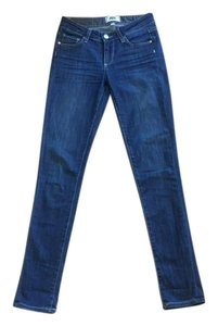 Paige Denim New Jeans Skinny Pants Blue