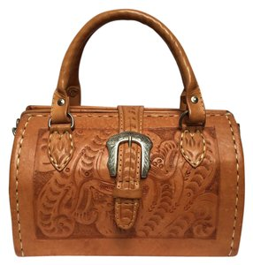 Force Ten Classic Boho Western Handmade Leather Doctor Satchel