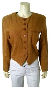 Mix It Button Down Jacket Button Down Shirt copper