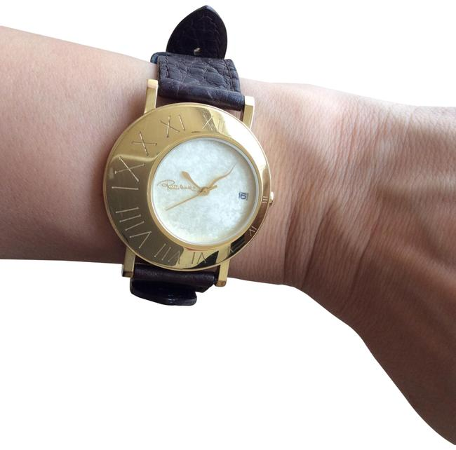 Item - Gold/Brown Watch