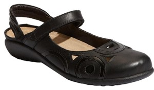 Naot Black Mary Jane, Current Style Flats