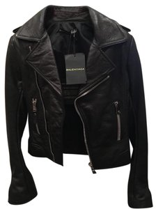 Balenciaga Motorcycle Jacket