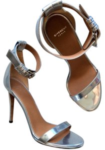 Givenchy silver Sandals