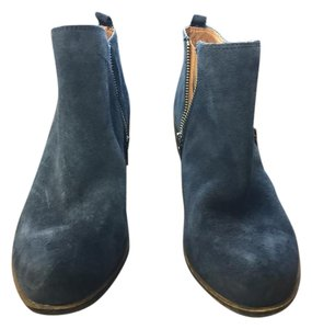 Lucky Brand Navy Boots