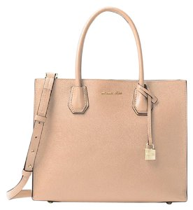 Michael Kors Mercer Tote in Oyster