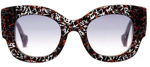 Fendi FENDI Women's Oversized Retro Sunglasses