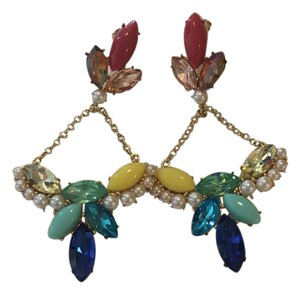 Lulu Frost Multi-Color Drop Earrings
