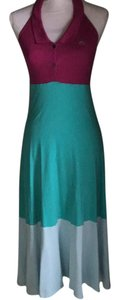 Multi Maxi Dress by Lacoste