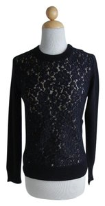 Chloé Lace Knit Nude Chloe Sweater