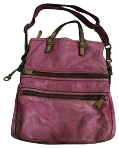 Fossil Explorer Tote Convertible Cross Body Bag