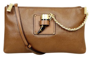 Michael Kors Leather Chain Cross Body Bag