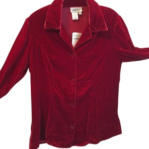 Coldwater Creek Top Red