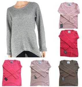Northwest Blue Pink Brown Grey Sweater