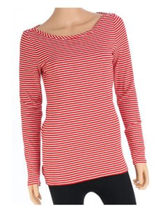 Banana Republic Missy Top Red