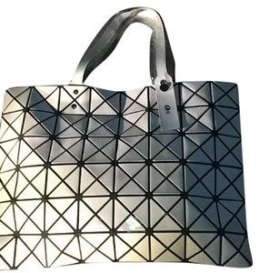 Love Squared Tote in white