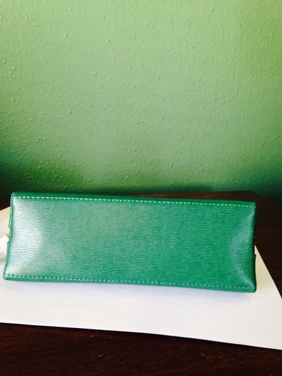 Lauren Ralph Lauren Sloan Leather Cosmetic Bag