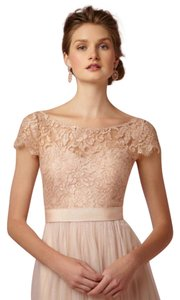 Jenny Yoo Cameo Pink Camille Topper #33259219 Dress