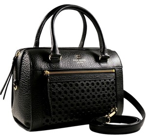 Kate Spade Sale Discount Tote Satchel in Black