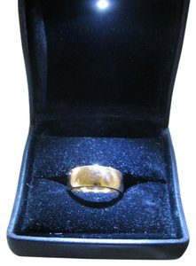 Other 14K Yellow Gold 8mm COMFORT FIT Wedding Band Ring for Men & Women