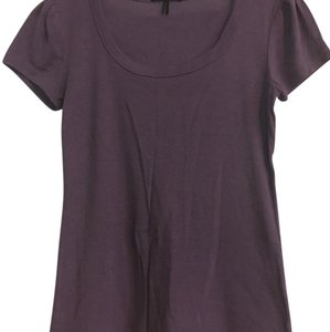 Daisy Fuentes T Shirt purple