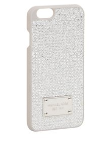 Michael Kors MICHAEL Michael Kors Pave iPhone 6 Case CRYSTAL One Size