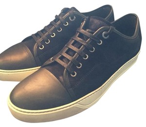 Lanvin Suede Low-top Sneaker Athletic