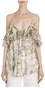 MCQ by Alexander McQueen Top ivory mix