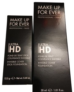 MAKE UP FOR EVER make up for ever HD foundations