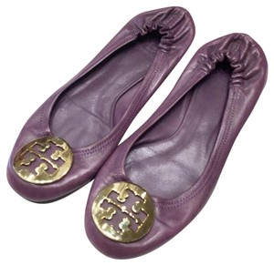 Tory Burch Purple Flats