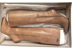 Jessica Simpson Light brown leather. Boots