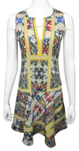 Twelfth St. by Cynthia Vincent short dress Bright Yellow, Royal Blue, Lime, Orange, Red on Tradesy
