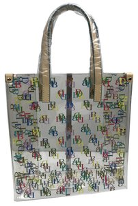 Dooney & Bourke & Brand New Tote in Clear