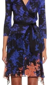 DVF Riviera Silk DRESS Dress