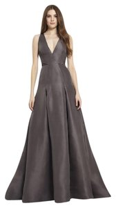 Monique Lhuillier Ballgown Gala Wedding Prom Dress