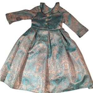 Cinderella Couture Dress short dress Turquoise on Tradesy