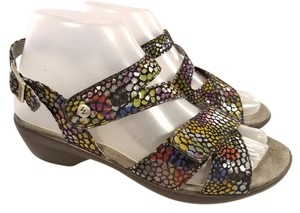 Wolky Arch Support Woman multicolor Sandals