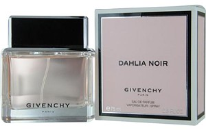 Givenchy Dahlia Noir by Givenchy 2.5oz/75ml Edp Spray For Women New In Box.