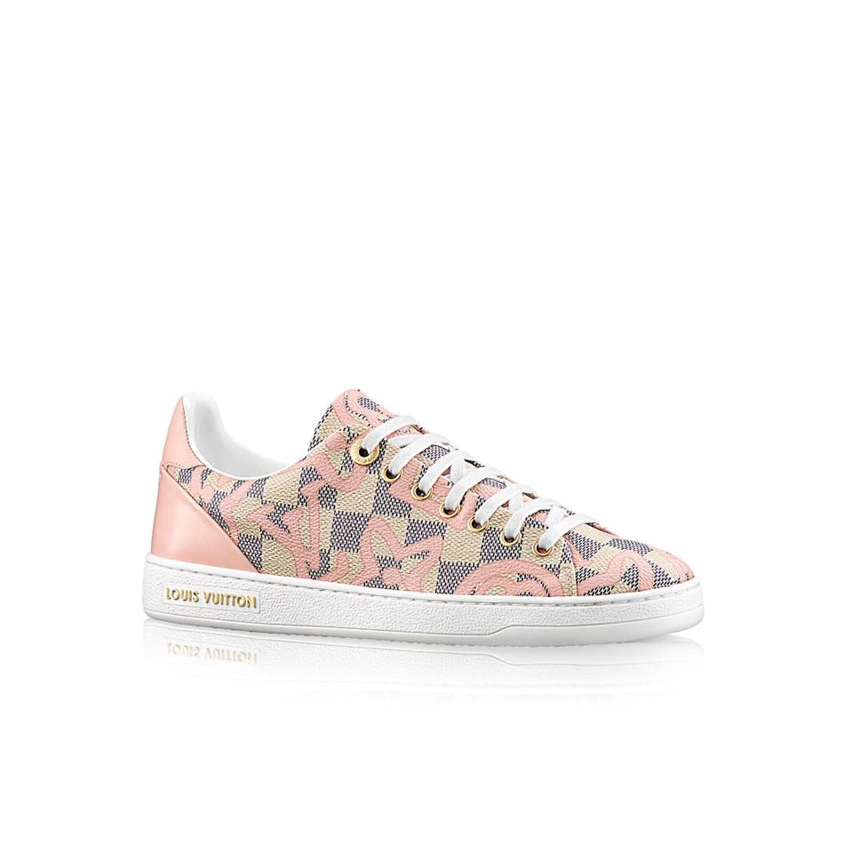 782a323c165d ... Slalom sneaker in Monogram Canvas via Louis Vuitton  Louis Vuitton  Athletic .
